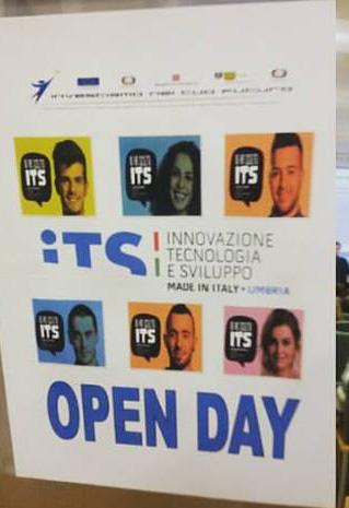 Its Umbria Academy incontra gli studenti dell'Istituto Ciuffelli di Todi e presenta il corso di formazione in ambito agroalimentare