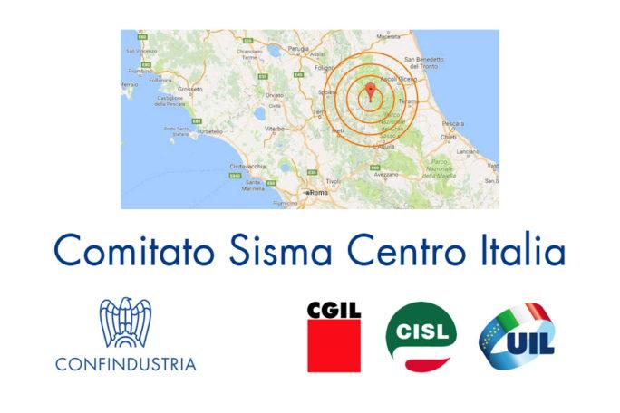 Sisma 2016: da Fondo parti sociali 7 milioni di euro raccolti e 130 progetti finanziati