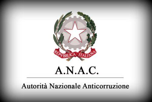 ANAC: on-line la raccolta di pareri su anomalia e qualificazione nei servizi e forniture