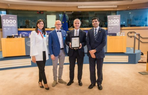 """L'azienda umbra Colfiorito per il terzo anno consecutivo tra le """"1000 aziende che ispirano l'Europa"""""""