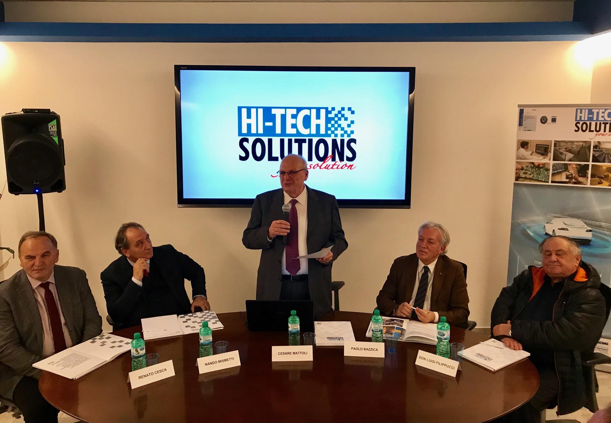 Hi Tech Solutions: in Asia soluzioni hi-tech 'made in Foligno'