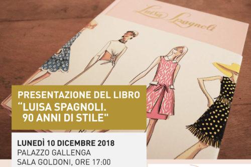 """""""Luisa Spagnoli. 90 anni di stile"""": una monografia per celebrare i novant'anni del brand umbro"""
