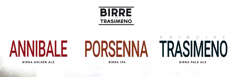 Arriva Porsenna, la terza birra del Trasimeno