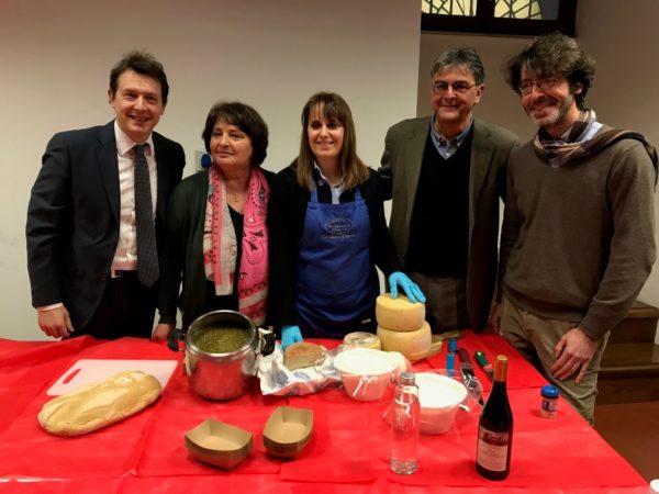 """Umbria: Sisma, grazie ad """"Alleva La Speranza"""" a Norcia rinasce il caseificio di Alessia Brandimarte"""