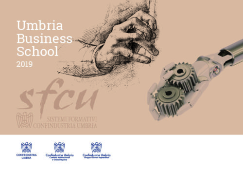 Presentazione dell'offerta formativa 2019 di Umbria Business School