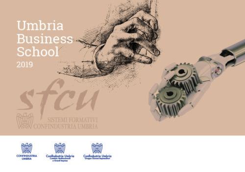 Formazione. Corsi Umbria Business School per le aziende associate a Confindustria