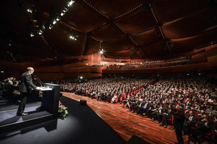 Assemblea 2019: la relazione del Presidente Vincenzo Boccia