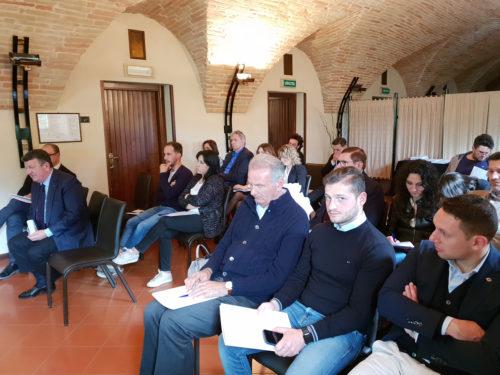 Eugubino-Gualdese: gli imprenditori fanno il punto con i candidati a sindaco dei comuni della territoriale
