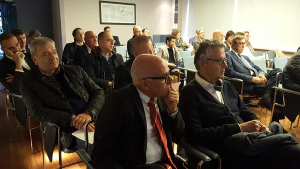 Gli imprenditori di Perugia incontrano i candidati a sindaco del Comune