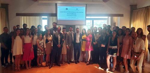 Giovani Imprenditori: l'umbra Ilaria Caporali passa il testimone della presidenza del Comitato Interregionale del Centro al romano Giulio Natalizia