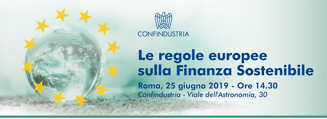 Seminario finanza sostenibile