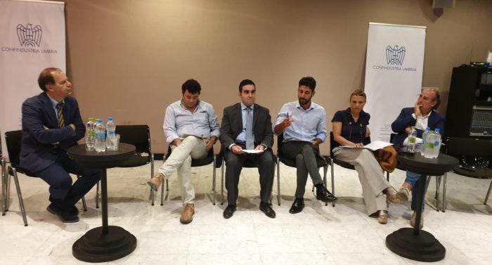 Orvieto: imprenditori e sindaci del comprensorio a confronto