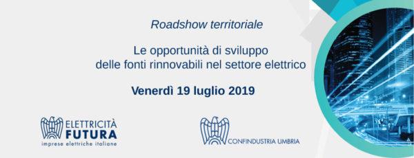 Prospettive di sviluppo delle fonti rinnovabili in Umbria:  le imprese incontrano le istituzioni