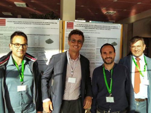 """Basalti Orvieto partecipa con FARINA DI BASALTO® al Workshop """"Biostimolanti: dalla ricerca in laboratorio all'utilizzo in campo"""""""