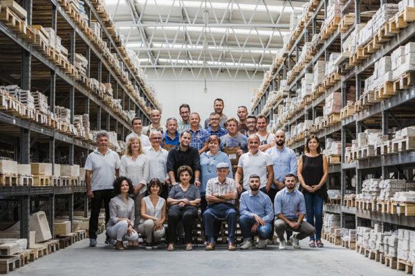 Economia circolare: gli scarti del marmo diventano oggetti di design. Corneli di San Venanzo vince il Design Award 2019