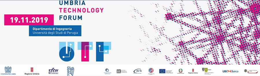 Industria e innovazione: all'Umbria Technology Forum imprese e scienziati a confronto