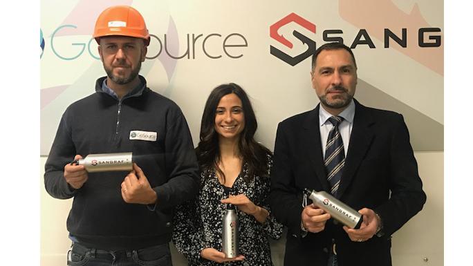 Narni: GoSource Italy srl bandisce la plastica e regala borracce di alluminio ai dipendenti