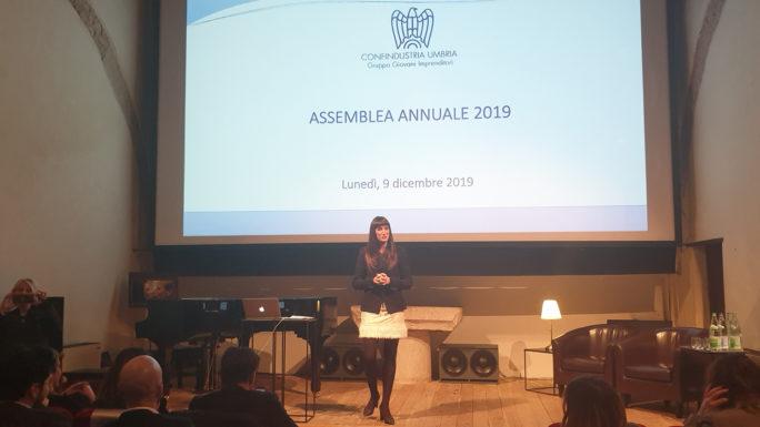 Assemblea 2019 dei Giovani di Confindustria Umbria: festeggiati i 60 anni dalla costituzione del Gruppo