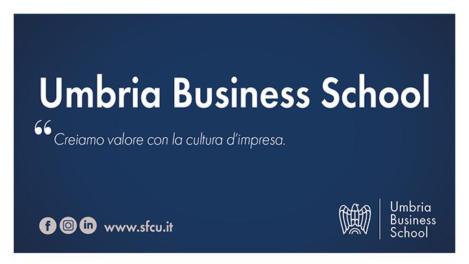 Umbria Business School – Supply-Chain Management e SCOR Model