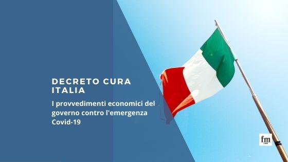 """Decreto """"Cura Italia"""": primo commento alle misure fiscali"""