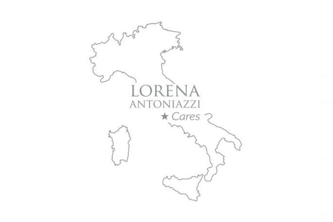 Lorena Antoniazzi sostiene l'Ospedale di Perugia
