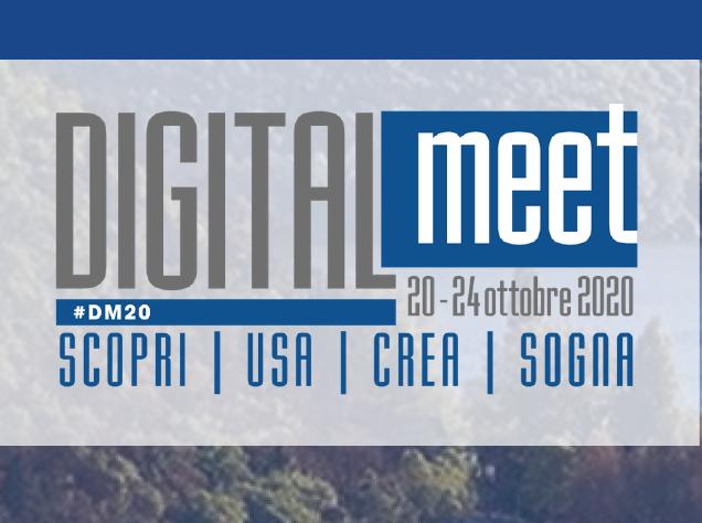DIGITALmeet in Umbria per lanciare il Manifesto della Smart Land Digitale