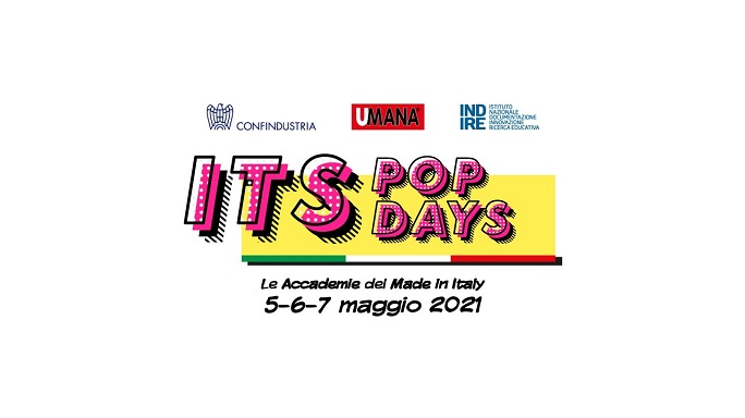 """ITS Umbria Smart Academy partecipa a """"ITS POP DAYS"""", evento nazionale che riunirà gli Istituti Tecnici Superiori italiani"""