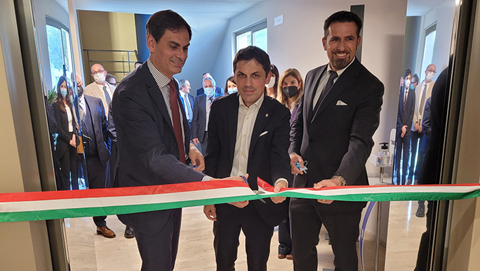 Confindustria Umbria: inaugurati i nuovi uffici della sede di Perugia