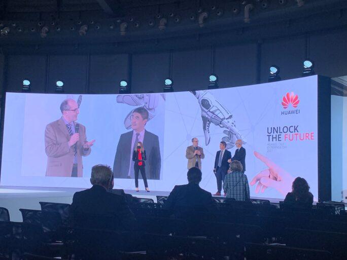 Huawei Enterprise Day 2021: importante riconoscimento per l'Università degli Studi di Perugia